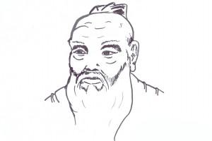 Kǒng Qiū (Konfucius)