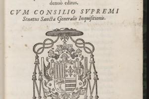 Index et catalogvs librorum prohibitorum ... / mandato Illustriss. ac Reuerediss D. Gasparis a Qviroga